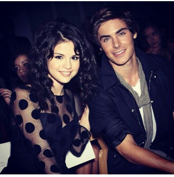 Selena Gomez and Zac | Zac Efron!! :-) | Pinterest Zac