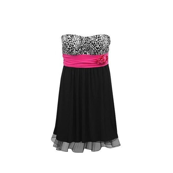 Zebra Plus Size Prom Dresses 106