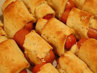Gluten Free/Dairy Free Pigs In A Blanket | dairy free and gluten free ...