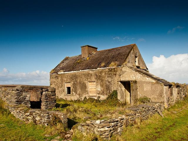 old farmhouse valentia island pics pinterest