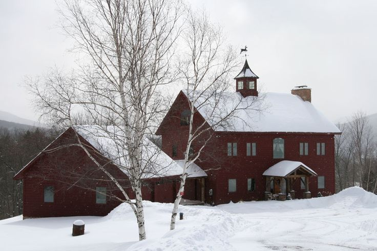 A historic barn restored to a home - beautiful!