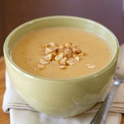 Virginia style Peanut and Butternut Squash Soup: Rich and creamy ...