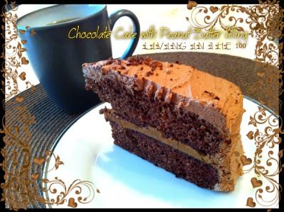 Chocolate Cake w/Peanut Butter Filling | Low Carb and Paleo | Pintere ...