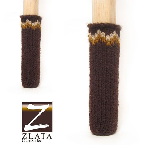 Knit Chair Socks Knit Chair Leg Covers Floor Protector