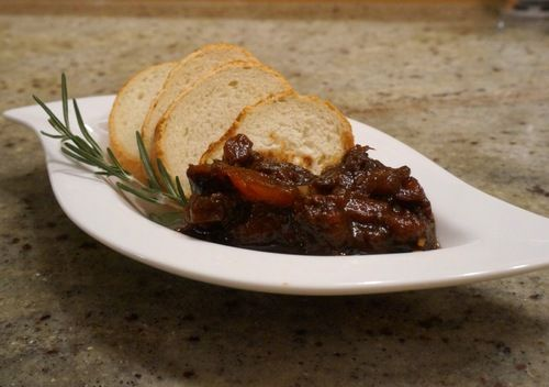 The Brooklyn Baking Barons — Recipe: Tomato Rosemary Jam