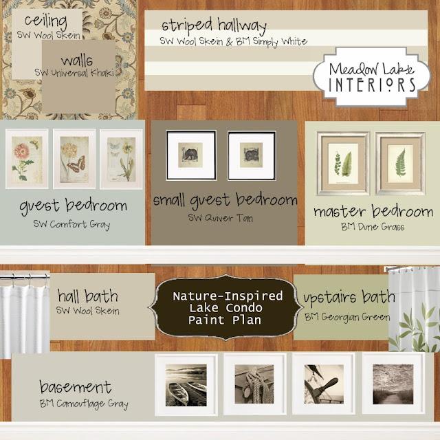Whole House Color Scheme Color Makes The World Go Round Pinterest