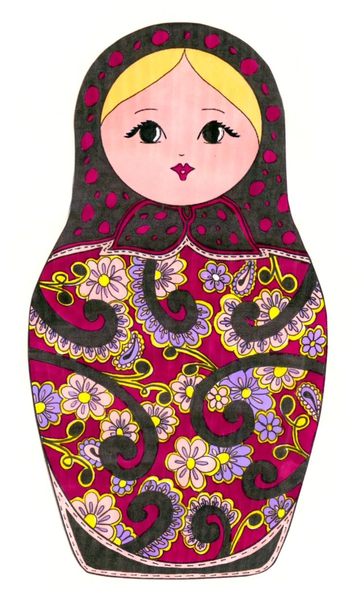 02a76336bac6312fb0ba485973641bf4 (415x700, 262Kb) Dolls Pinterest Dolls, Matryoshka doll and Crazy quilting