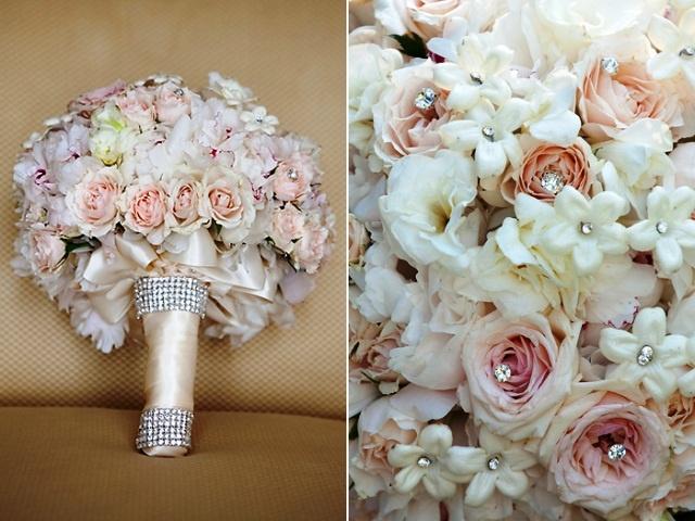 Bouquet em tecido!