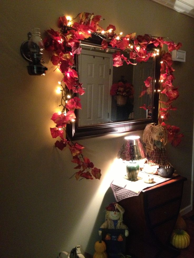 Indoor fall decor thanksgiving pinterest for Indoor fall decorating ideas