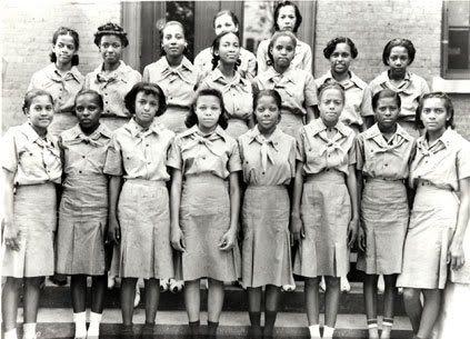 First black Girl Scouts troop, 1930s   Girl scout stuff   Pinterest: pinterest.com/pin/19984792069522102