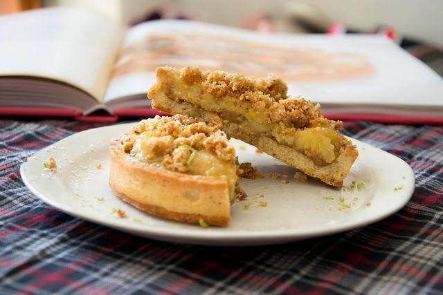 Banana Coffee Tart | Bake 'til you drop! | Pinterest
