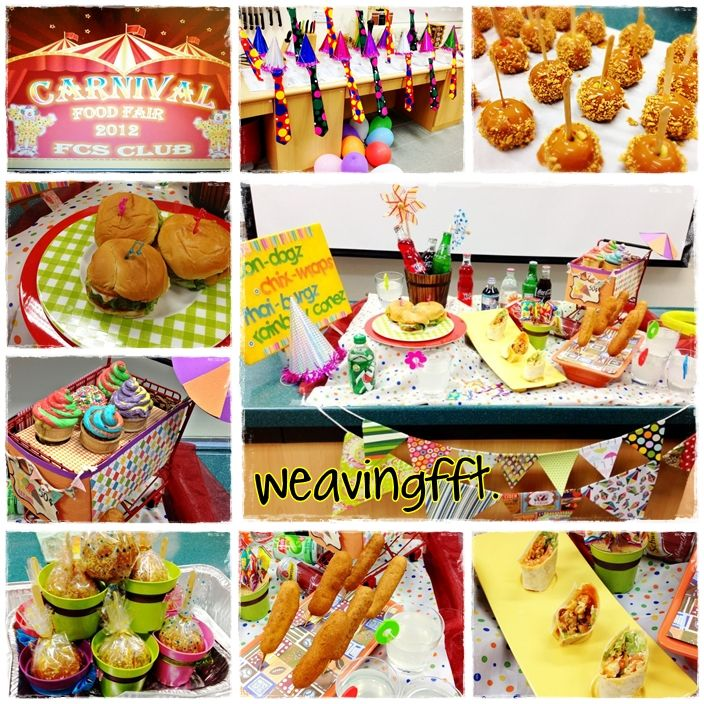 Pin carnival dream lido deck party part 3 on pinterest - Carnival foods ideas ...
