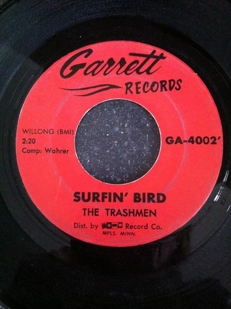 The Transhmen Surfin Bird