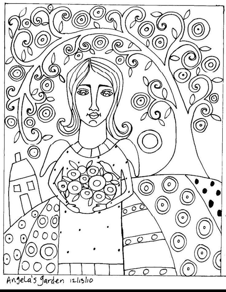Swiss Coloring Pages