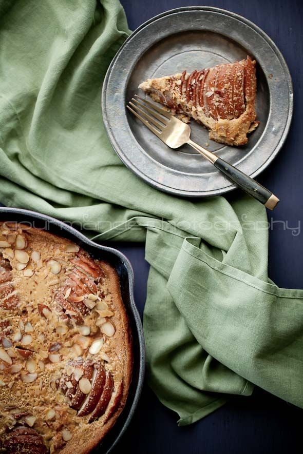 Almond Clafoutis (or is it a Flognarde?) | Gluten Free, Grain Free ...