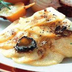 Truffled Potato Gratin Recipe | Yummly | ! Join me in the kitchen ...