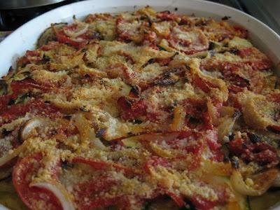 "HEALTHY"" Zucchini and rice gratin | Fun Foooood | Pinterest"