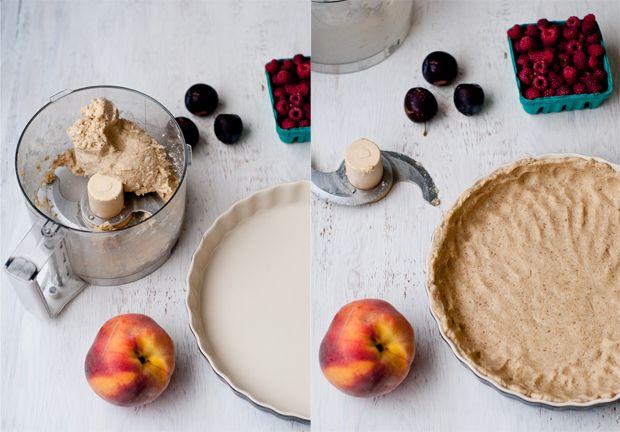 Raspberry Peach Cardamom Popovers Recipes — Dishmaps