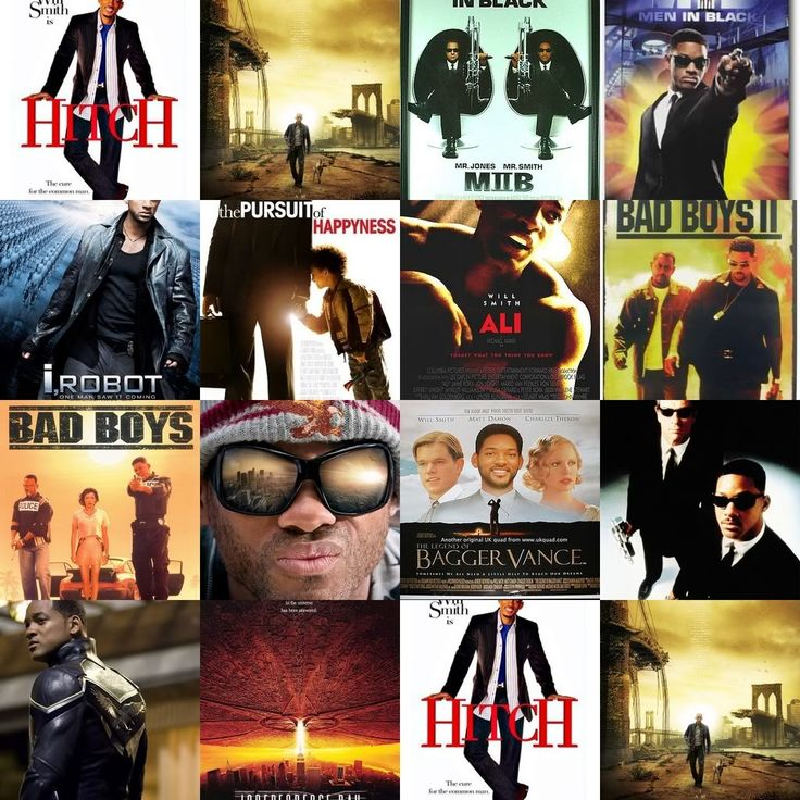 Pin by Elsie Collins o... Will Smith Movies