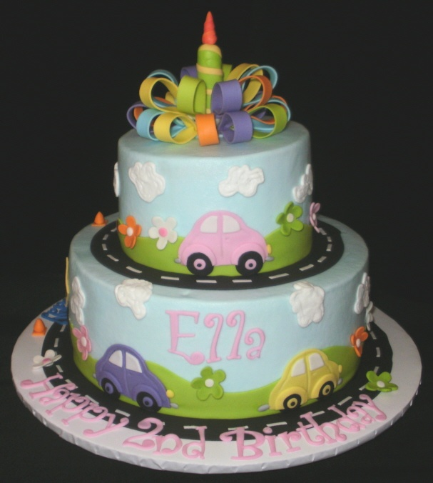 Birthday Cake Ideas For Two Year Old Boy Two Year Old Birthday Cake