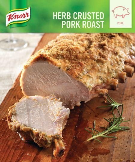 Spice-Crusted Roast Pork Tenderloin Recipe — Dishmaps