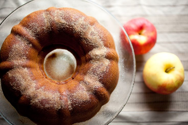 Apple Cider Doughnut Cake | Apple Cider Dreams | Pinterest