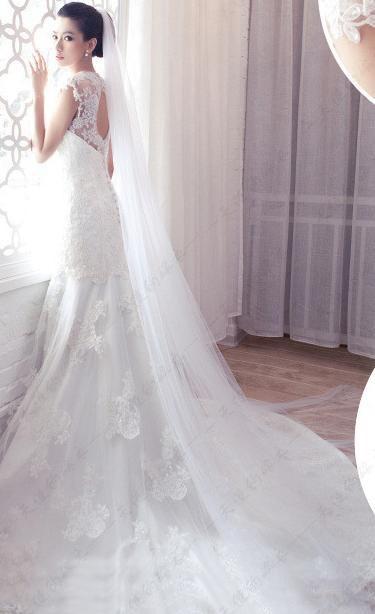 Fishtail wedding dresses for   : Really loving the style of fishtail wedding dresses