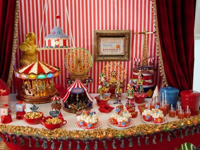 Festa do circo!