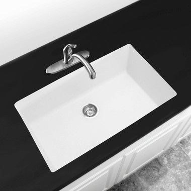 ... BLANCO Americas Silgranit sinks for their durability and clean lines