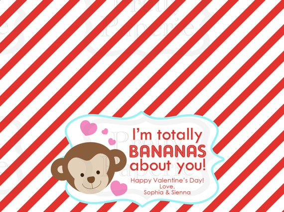 valentine gift bag tags template