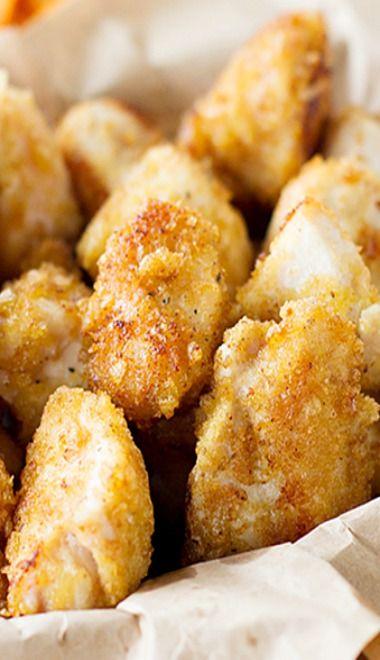 Crispy Chicken Nuggets | Recipe