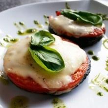 Wild Mushroom Melt Panini Recipes — Dishmaps