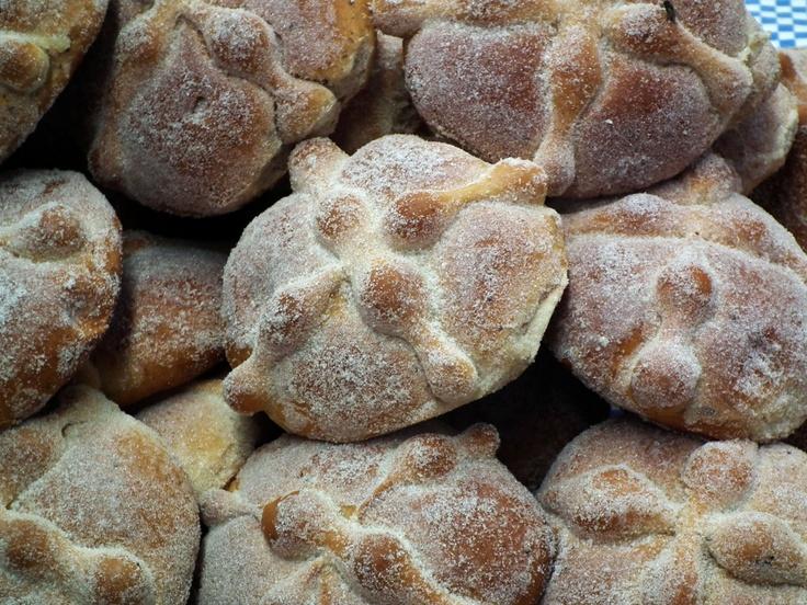 Pan de muerto | dia de los muertos | Pinterest