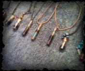 Terrarium Necklaces!