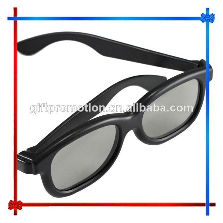 ABS frame low price plastic 3d glasses 1)Frame Material ...