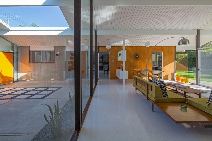 Pin by brad tucker on eichler homes pinterest for Eichler homes for sale