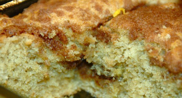 Buttermilk coffee cake | Food | Pinterest