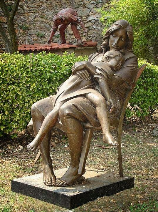 Artodyssey: Bruno Lucchesi | Sculpture • • | Pinterest