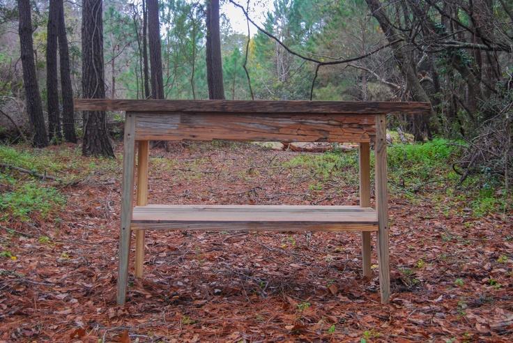Rustic Reclaimed Wood Tables In Charleston Sc