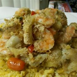 Shrimp Francesca | What's Cookin, Good Lookin? (dinner ideas and such ...