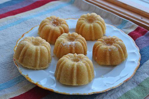 Mini Meyer Lemon Bundt Cakes | Baking Adventures in a Messy Kitchen ...