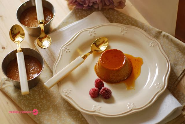 Chocolate-Dulce De Leche Flan Recipes — Dishmaps
