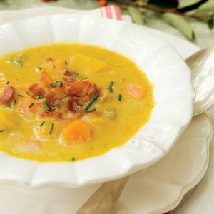 Autumn vegetable chowder | Recipes (Mine.yours,everyones') We have to ...