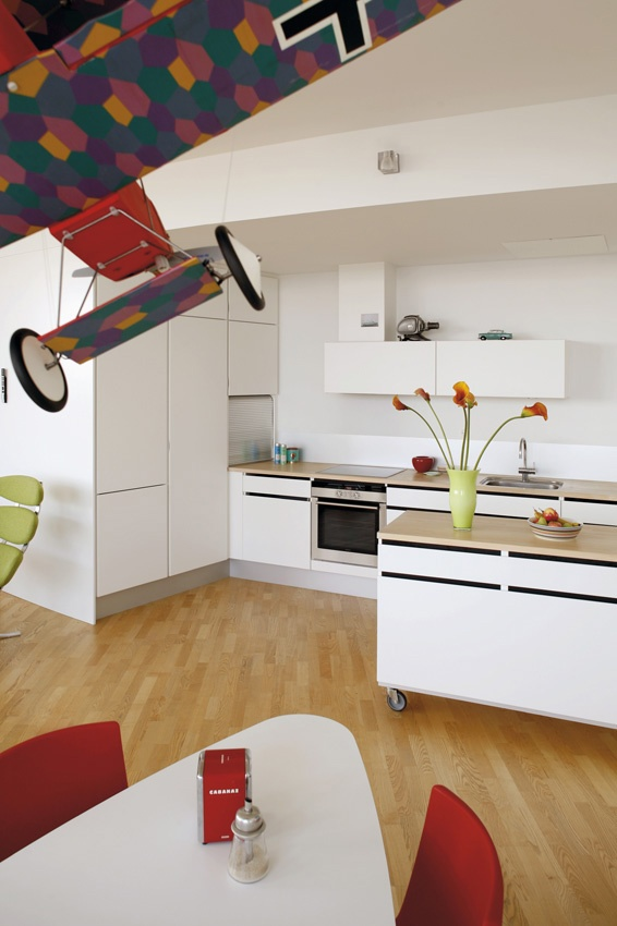 Køkken på hjul
