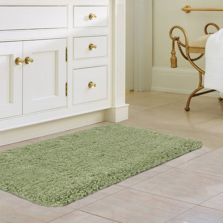 Oversized bathroom rugs