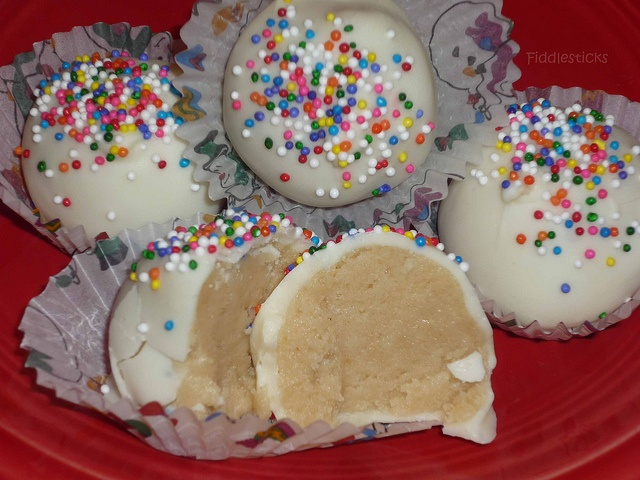 Sugar Cookie Truffles | Sweet Treats | Pinterest