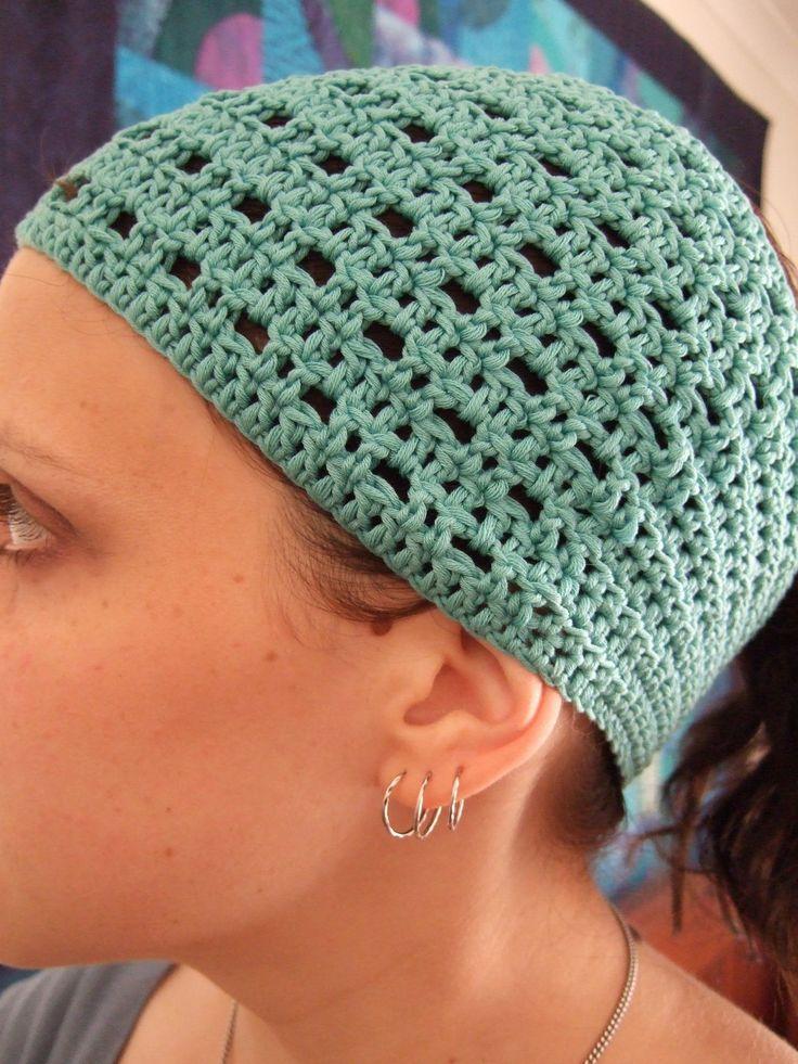 Free Crochet Pattern - Headband Crochet Craziness Hats ...