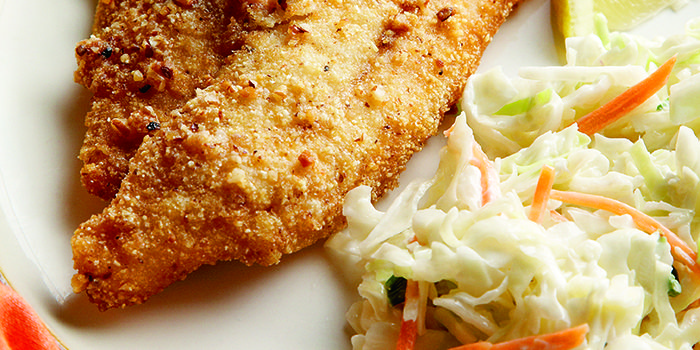 Catawba Pecan-Crusted Catfish | Our State Magazine Tested, propped and ...