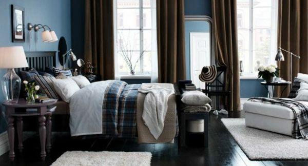 Schlafzimmer Möbel-Ikea braun beige Home decorating ideas Pintere ...