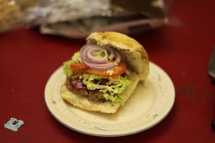 How to Make Mouth Watering Burger Patties Lebo Way | Recipe